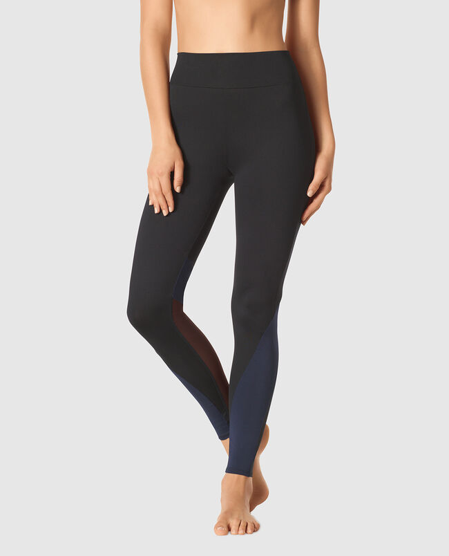 Legging with Mesh Back