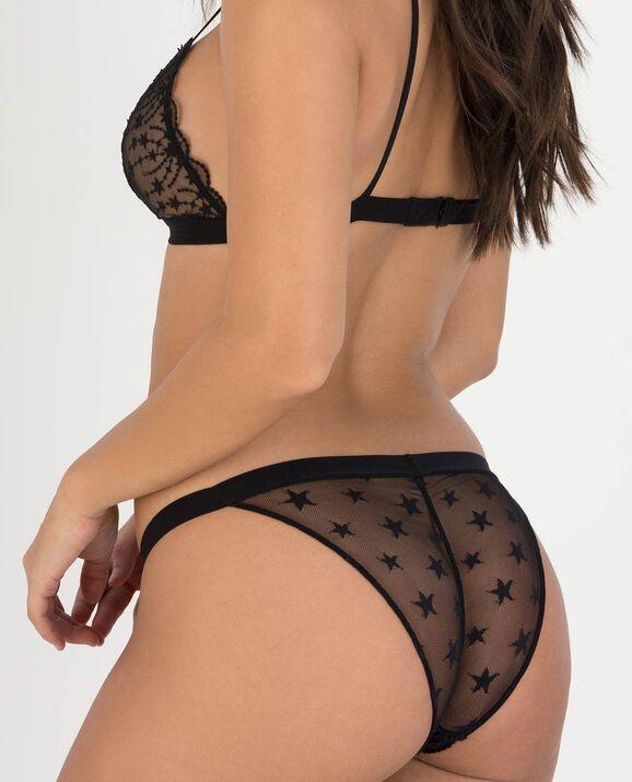 Nadia Bikini Panty Smoulder Black 2