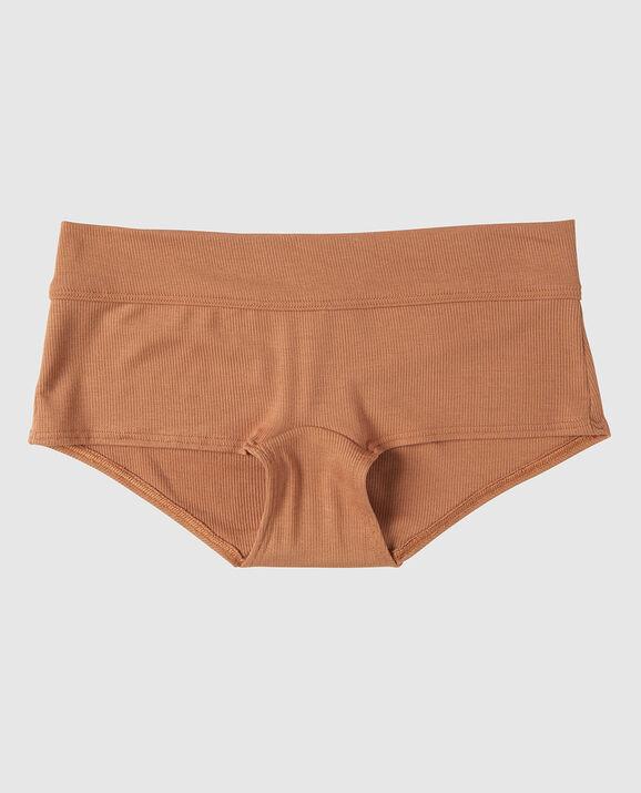 Boyshort Panty Dulce de Leche 1