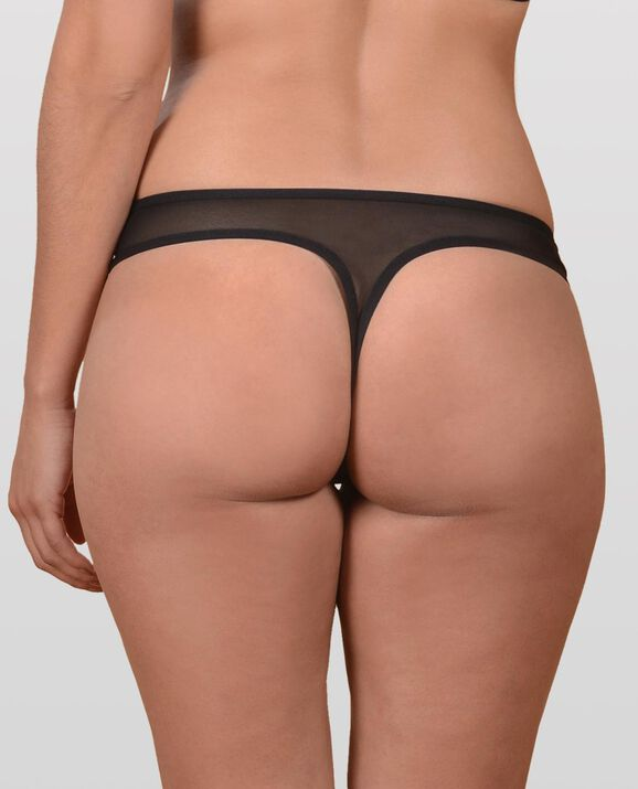 The Unforgettable Strappy Thong Panty undefined 2