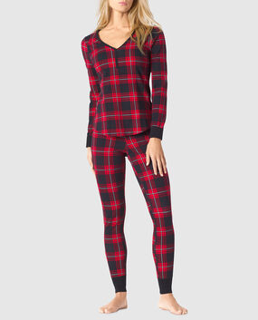 Cotton Skinny PJ Set