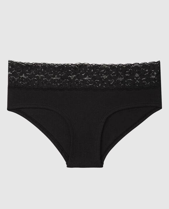 Hipster Panty Smoulder Black 1