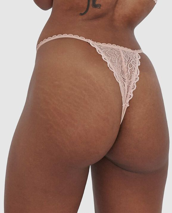 Candice Mini Cheeky Panty Blush Pink 1