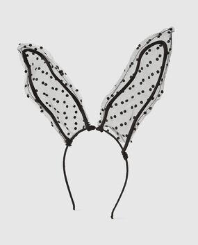 Lace Bunny Ears