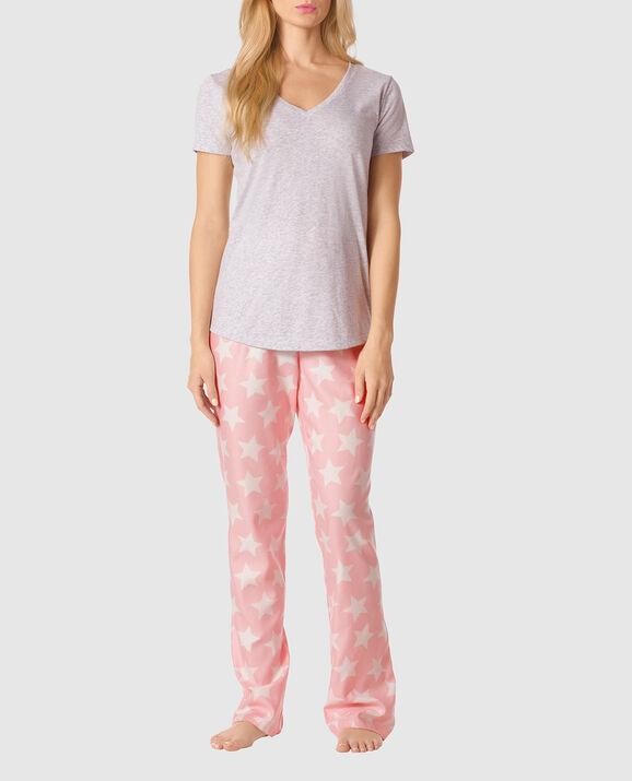 The Cozy Pajama Set Angel Star 1