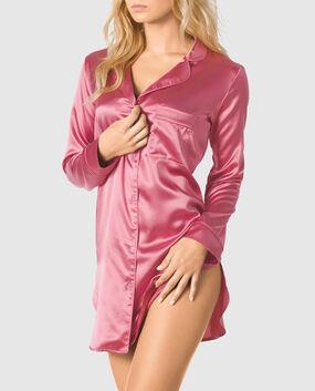 Satin Sleepshirt