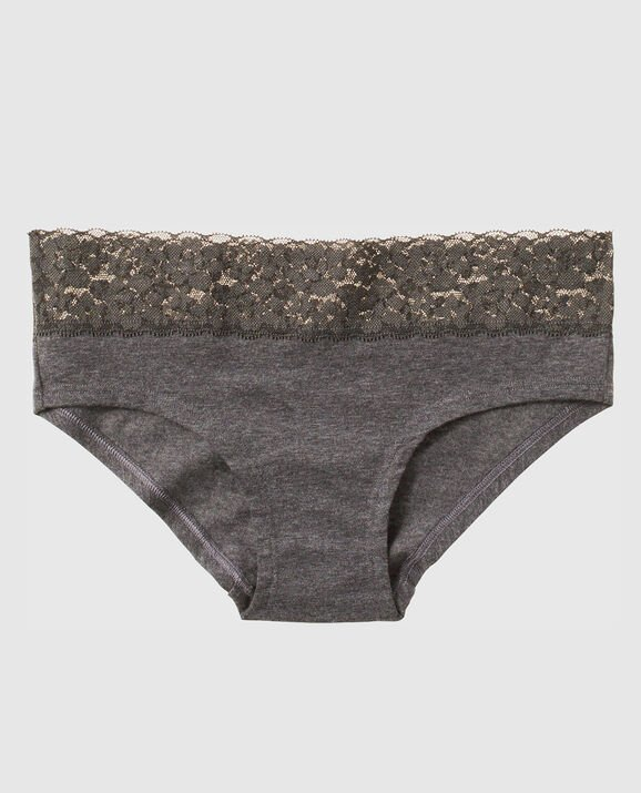 Hipster Panty Ember Grey 1