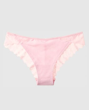 Cheeky Panty Boardwalk Pink 1