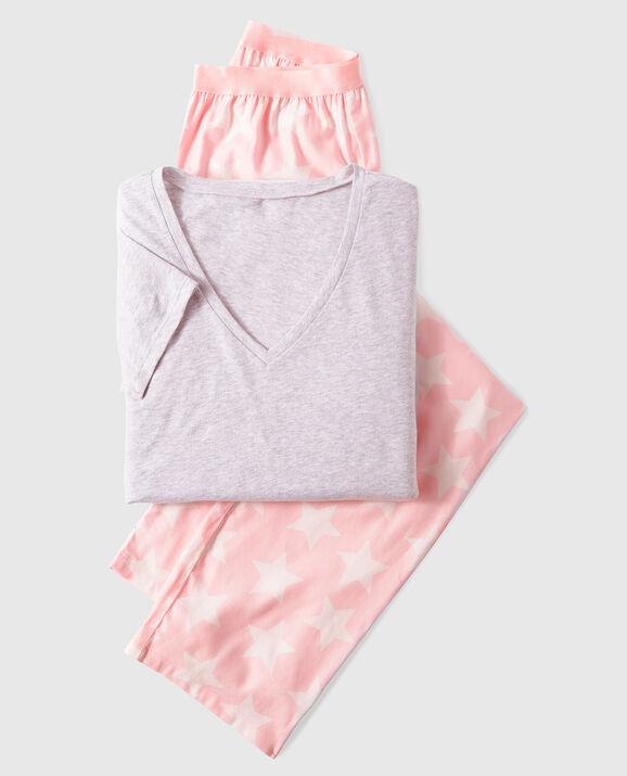 The Cozy Pajama Set Angel Star 3