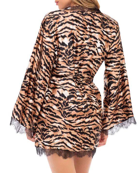 Satin Kimono Tiger 2