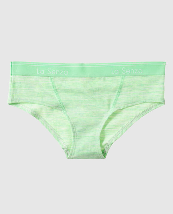 Hipster Panty Limeade Heather 1