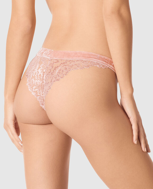 Cheeky Panty Pearly Rose 2