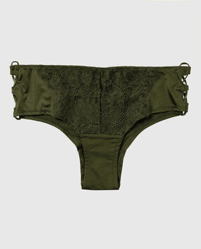 Cheeky Panty Smoulder Black 1