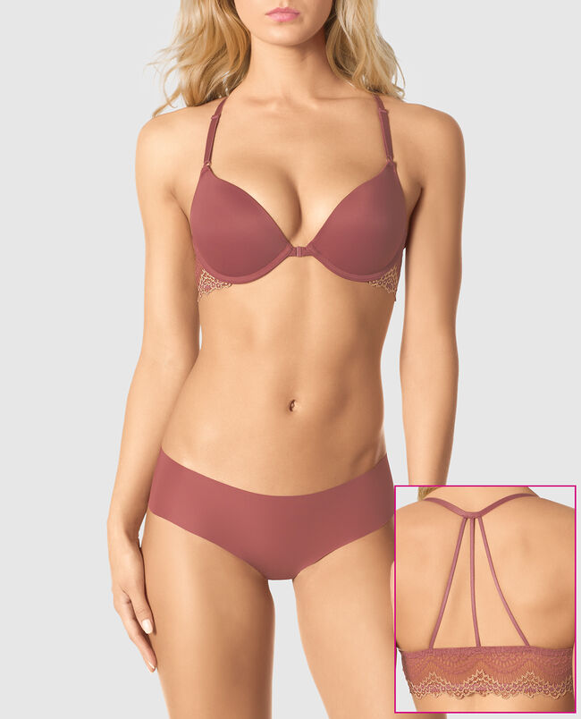 Front-Close Push Up Bra