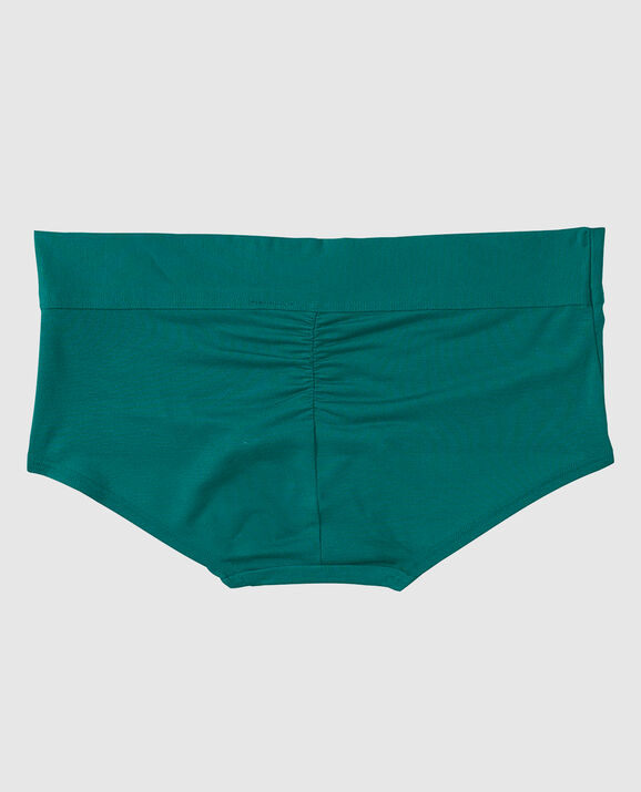 Boyshort Panty Everglade Green 2