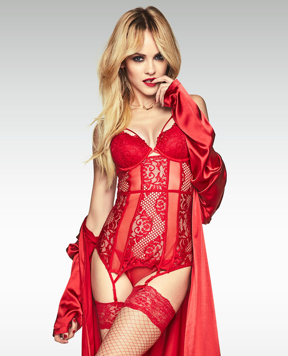 Push Up Merrywidow Cosmo Red 1