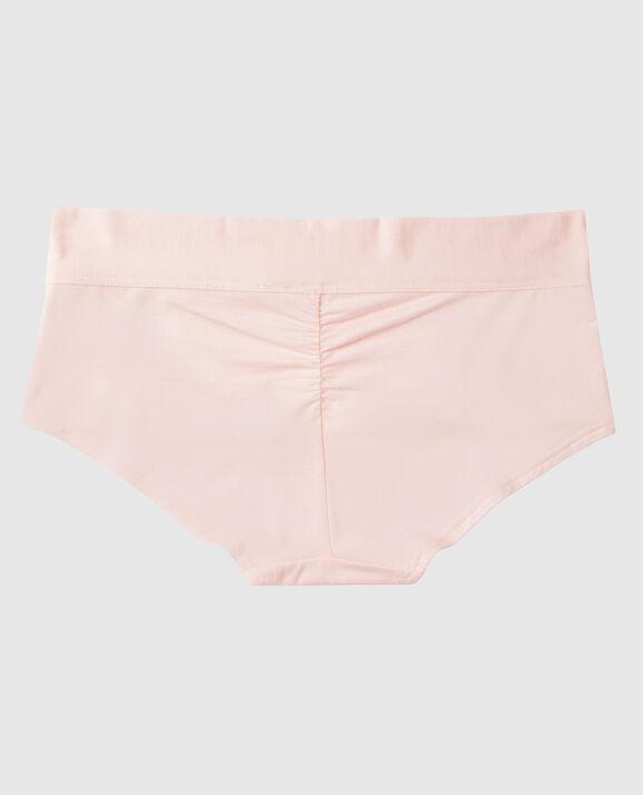 Boyshort Panty Whisper Pink 2