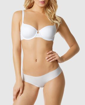 Lightly Lined Balconnet Bra Barely Blush 1