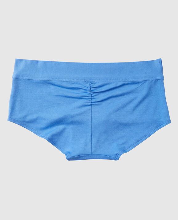 Boyshort Panty Deep Sky Blue 2