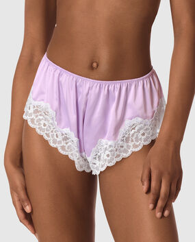 Satin Short Lilac Whisper 1