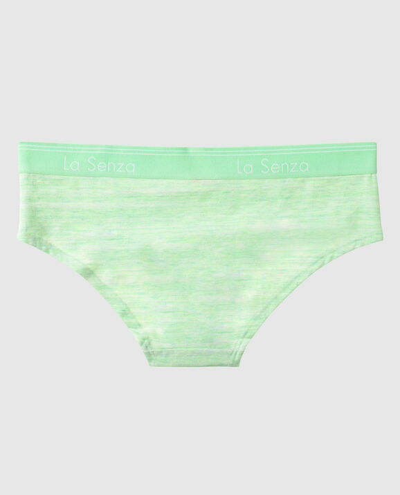 Hipster Panty Limeade Heather 2