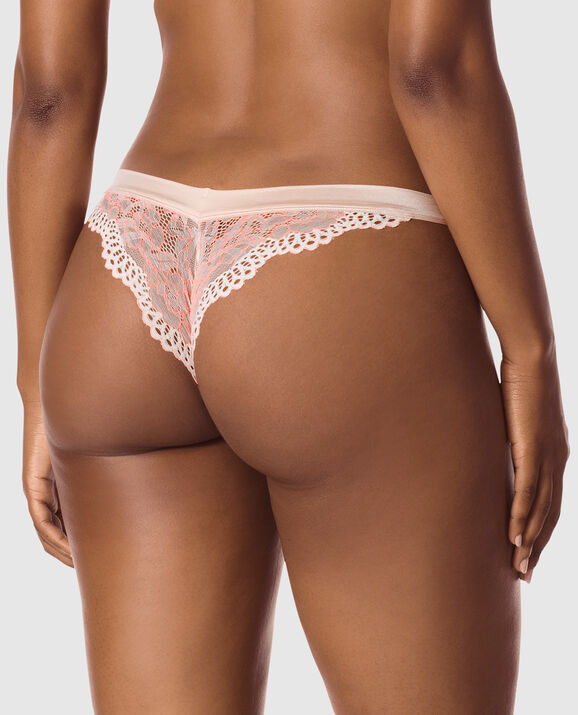 Cheeky Panty Politely Pink 2