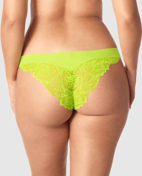 Cheeky Panty Limelight 2