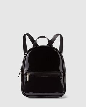 Get Schooled Backpack Smoulder Black 1