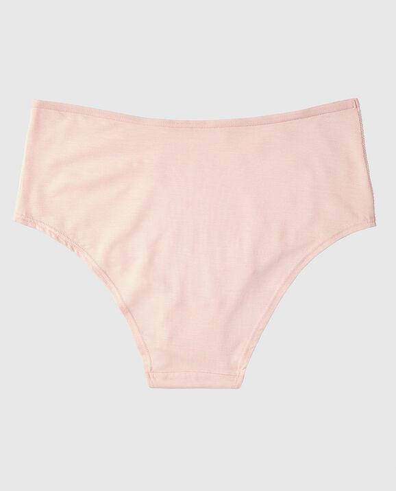 High Waist Hipster Panty Tutu Pink 2