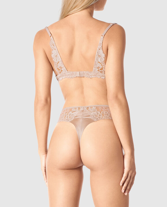 Lightly Lined Balconette Bra Dawn 2