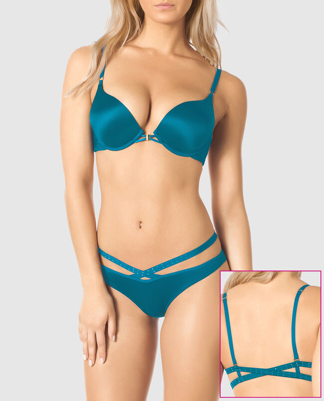 Front-Close Up 2 Cup Push Up Bra