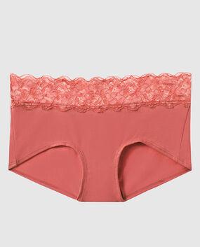 Boyshort Panty Blushing Rose 1