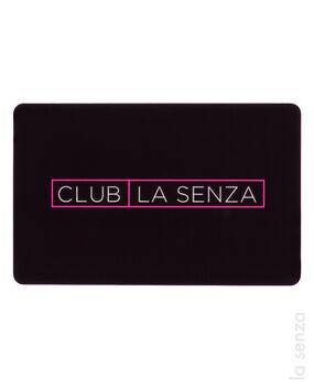 Club La Senza Card