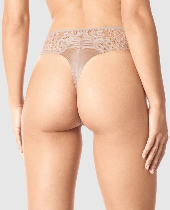 High Waist Thong Panty Dawn 2