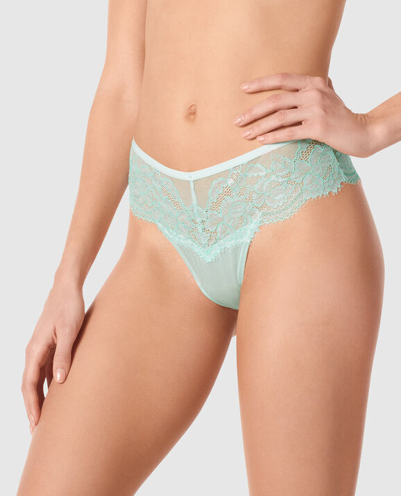 High Waist Cheeky Panty undefined 1