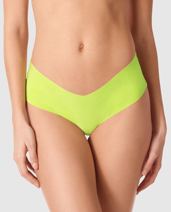 High Leg Brazilian Panty Limelight 1