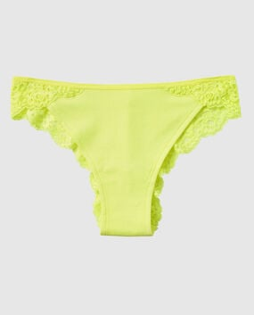 Cheeky Panty Everglade Green 1