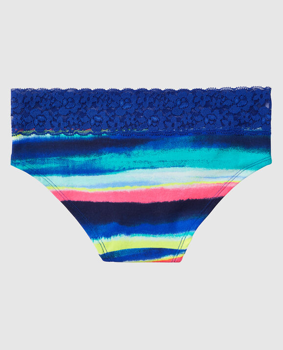 Hipster Panty Jewel Tone Water Color 2