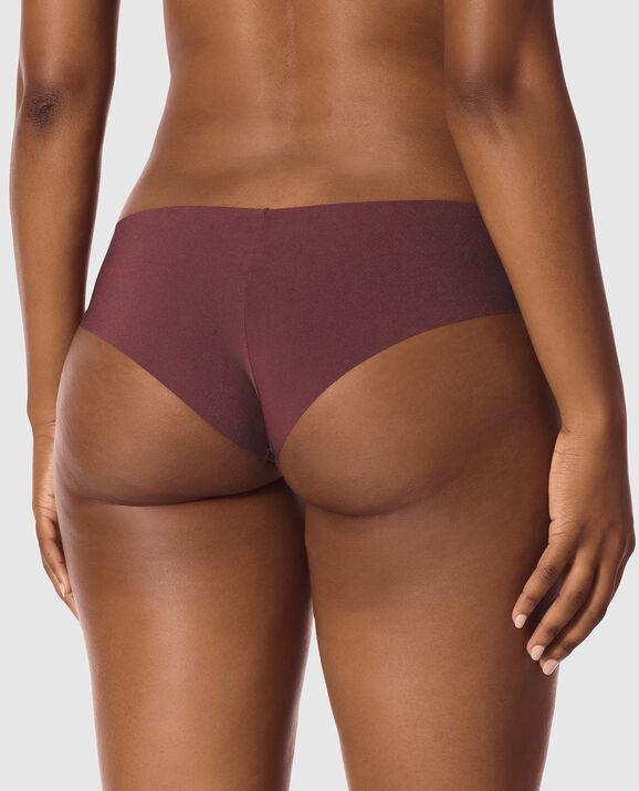 Brazilian Panty Chocolate Plum 2