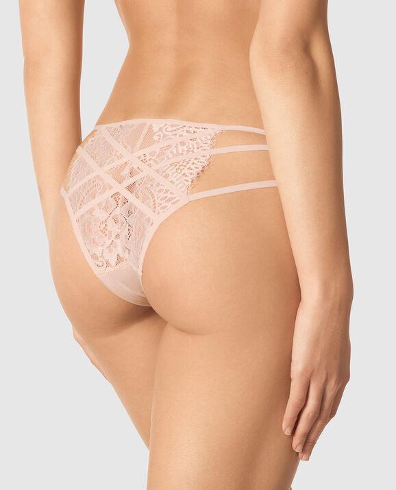Cheeky Panty Barely Blush 2