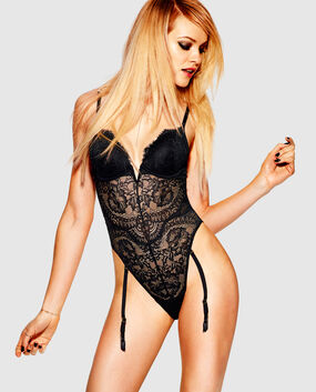 Push Up Bodysuit