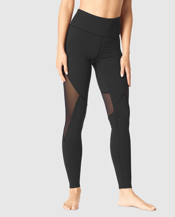 Booty Lift Legging With Mesh by La Senza