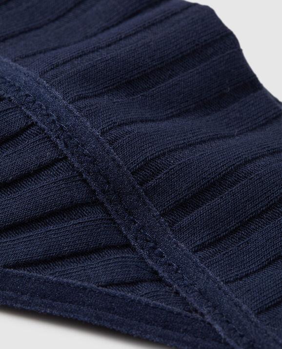 Ribbed Thong Panty Prepster 3