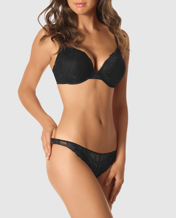 Up 2 Cup Push Up Bra undefined 1