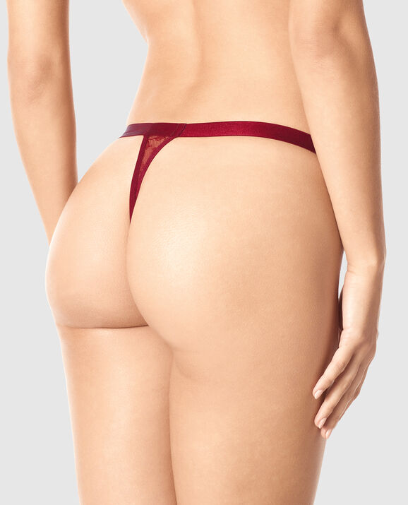 Crotchless Thong Panty Desire 2