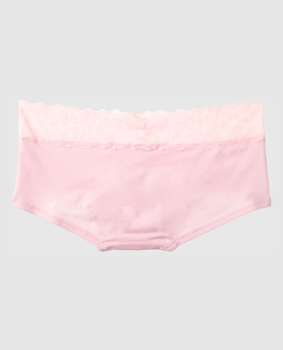 Boyshort Panty Boardwalk Pink 2
