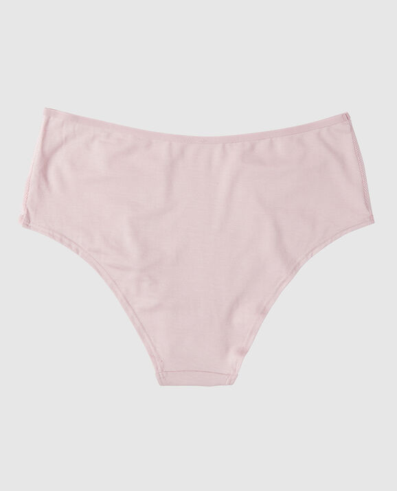 High Waist Hipster Panty Iced Lilac 2