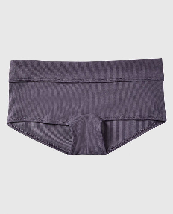 Boyshort Panty Deep Mulberry 1