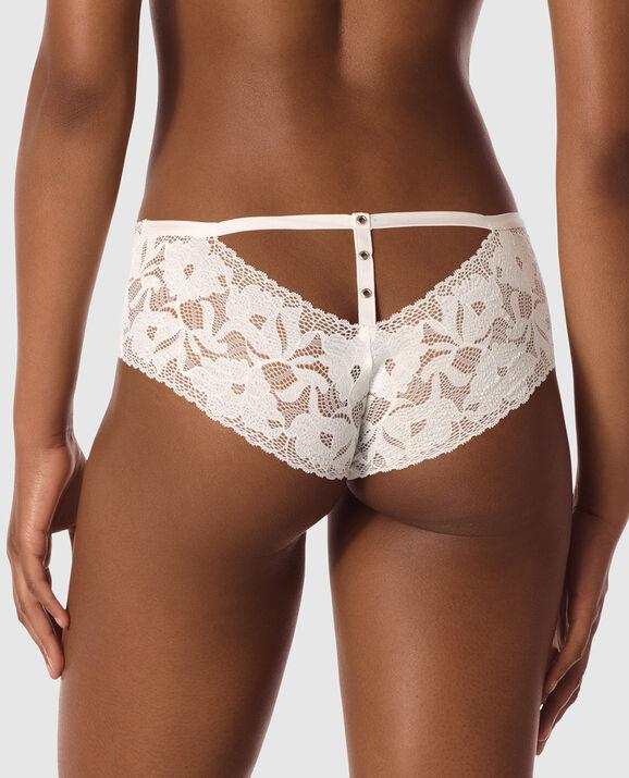 Brazilian Panty Coconut White 2