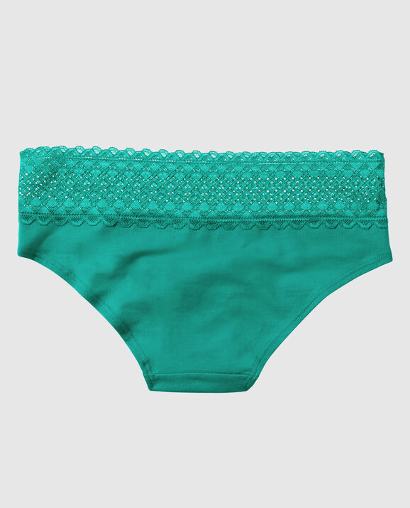 Hipster Panty Fantasy Green 2